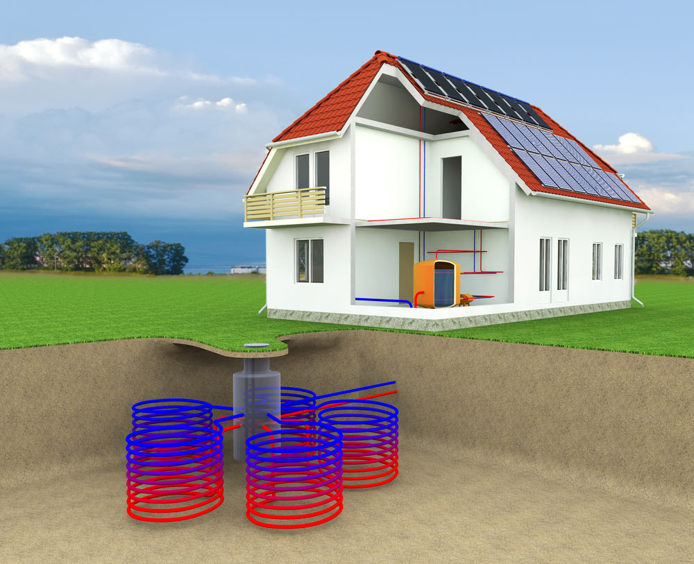 Radiant Heating And Geothermal Heating  724